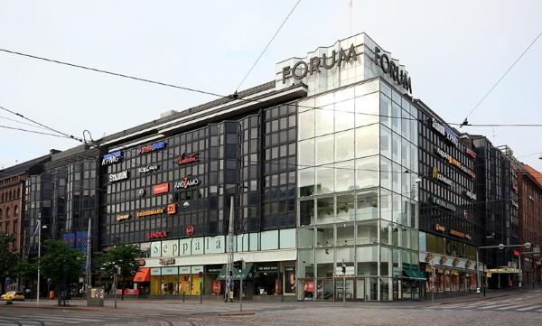 Шоп-тур в Хельсинки