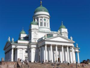 Поездка в Финляндию в первый раз